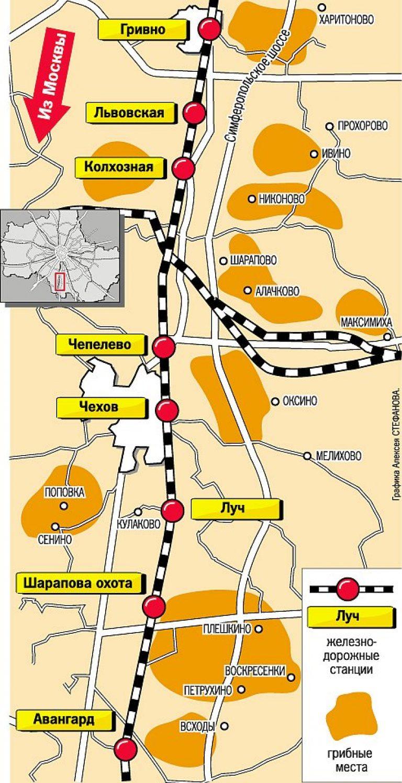 карта на фото 2
