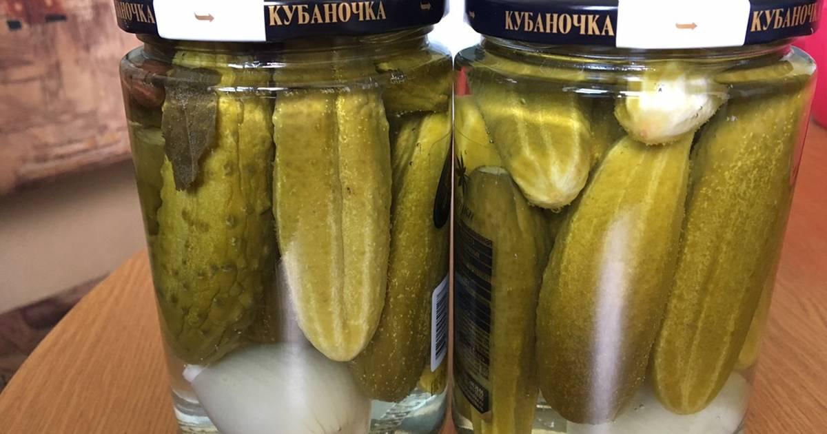 маринованные огурцы по-болгарски, рецепт времен СССР + видео