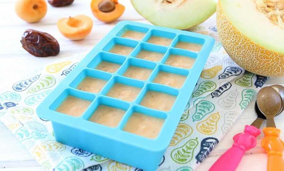3 рецепт, можно или нужно заморозить сорбет из дыни