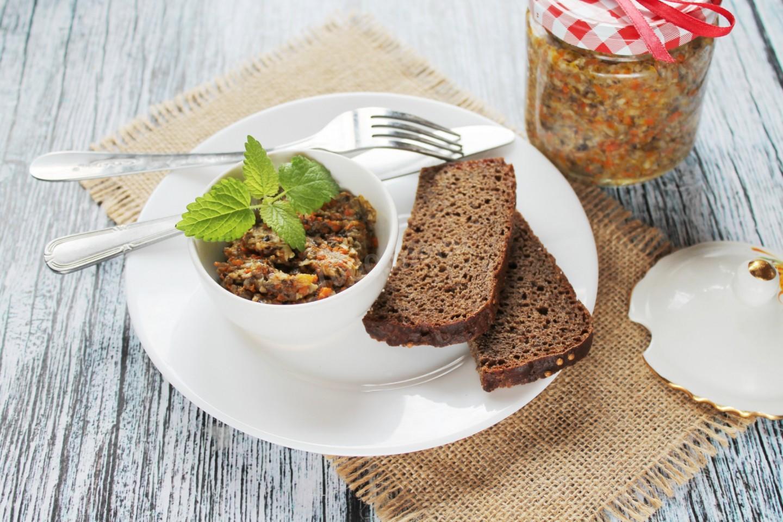Грибной паштет из вешенок - 6 рецептов приготовления в домашних условиях