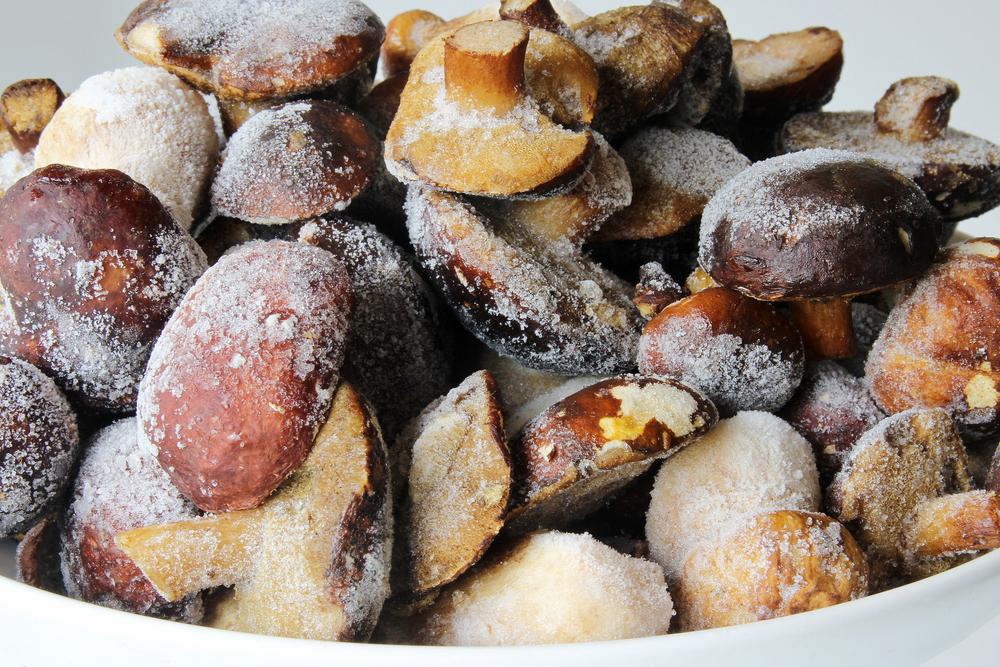 как замораживать осенние грибы в 2020 году фото 1