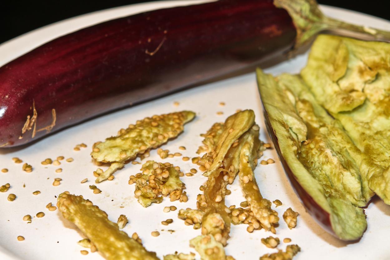выбор семян баклажан на посадку рассады фото 1