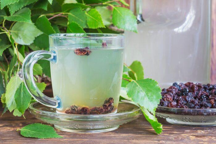 рецепты кваса из березового сока в домашних условиях