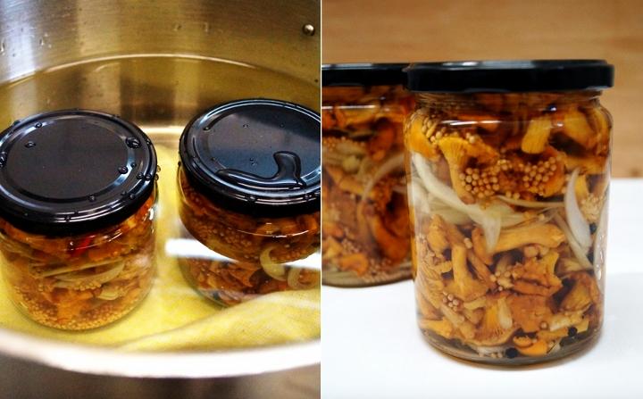 Как мариновать лисички на зиму: золотая десятка рецептов