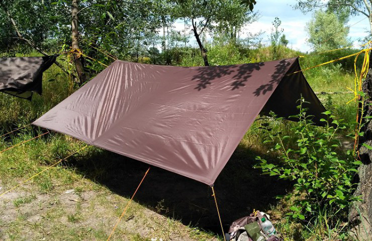 Как выбрать палатку и не наткнуться на «кота в мешке»?